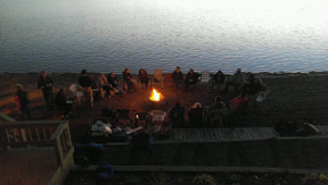 Bonfire Loon Lake 300x169